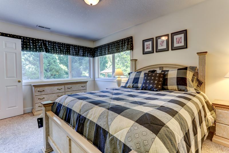 COURTESY PHOTO: LEGACY REALTY GROUP - Another bedroom on the second floor of this home in Gresham. The property is represented exclusively by Michael Patrick of the Legacy Realty Group.
