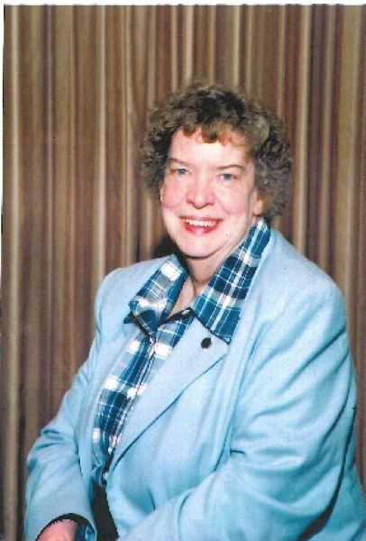 SUBMITTED PHOTO - Margaret Prichard during the 1990s.