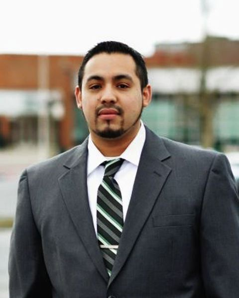 CONTRIBUTED - Oregon state Rep. Diego Hernandez