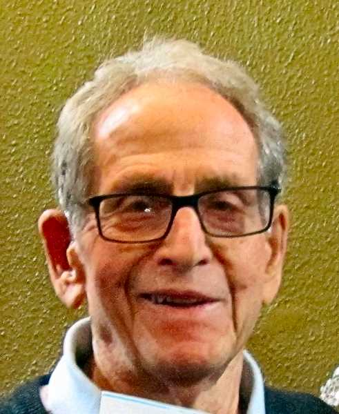 ERIC NORBERG - A photo of Ed Atiyeh, taken at a meeting of the Southeast Portland Rotary Club on November 7th of last year.