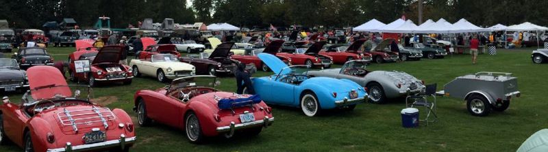 CONTRIBUTED - The annual gathering of British cars is scheduled again for Labor Day weekend at PIR.