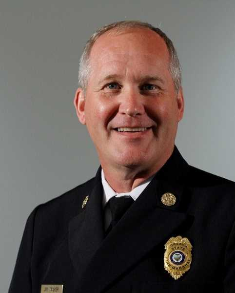 OREGON STATE FIRE MARSHAL'S OFFICE - Oregon State Fire Marshal Jim Walker