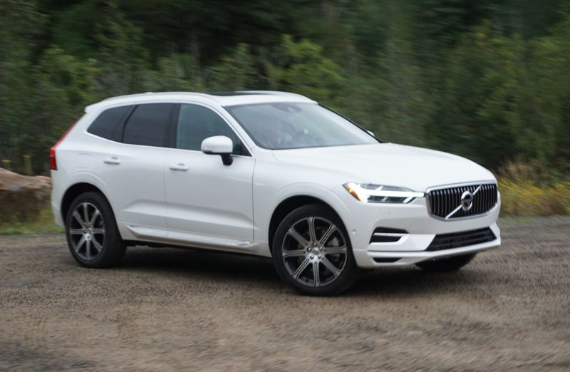 PORTLAND TRIBUNE: JEFF ZURSCHMEIDE - The thing to remember with the XC60 T8 is that you're getting a Volvo, and that means state-of-the-art safety, performance, and comfortable luxury.