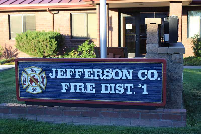 HOLLY M. GILL - Jefferson County Fire District No. 1 and Jefferson County Emergency Medical Services will meet Sept. 19, with city and county officials, to discuss operations.