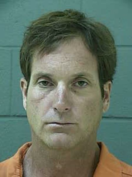 NORTHERN OREGON REGIONAL CORRECTIONAL FACILITY - PPS teacher Andrew Oshea in an Aug. 28, 2017 booking photo.