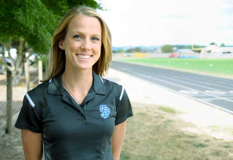 SETH GORDON - Canby native and 2020 Olympic hopeful McKayla Fricker has taken over as St. Paul's head cross-country coach this fall after working as an assistant on the Bucks track team the past three years.