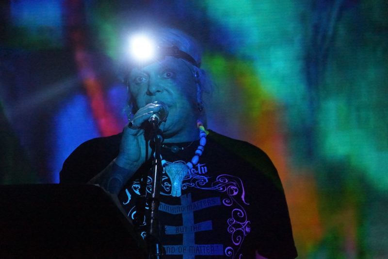 COURTESY: PICA/TBA 17 - The performers at the Time-Based Art Festival include Genesis Breyer P-Orridge, an industrial music pioneer who opens the festival Sept. 7.