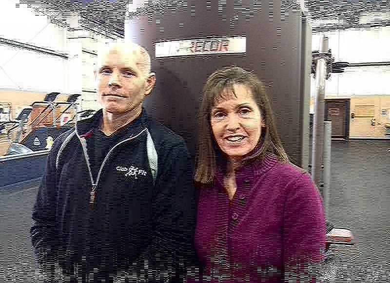 CLUB FIT - Ron and Barb Raines