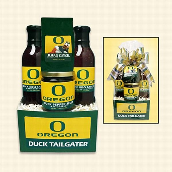Oregon Duck Tailgater Gift Pack