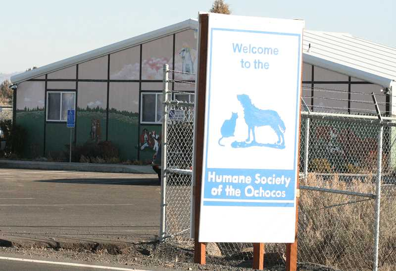 CENTRAL OREGONIAN FILE PHOTO - The Humane Society of the Ochocos Golf Event, Dinner and Benefit Auction serves as the shelter's primary fundraiser of the year. Much of the money raised will go toward building a new facility.
