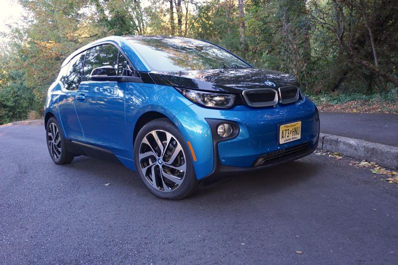 PORTLAND TRIBUNE: JEFF ZURSCHMEIDE - The 2017 BMW i3 isn't for everyone, but you have to respect the company for pursuing its visions of electric vehciles.