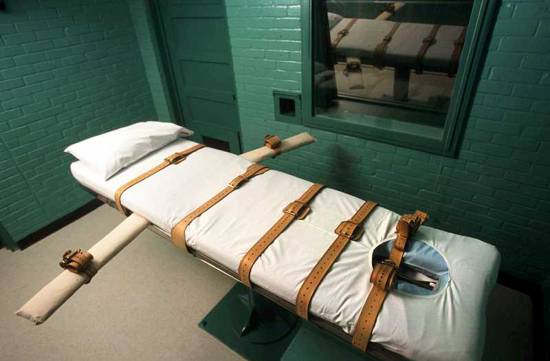 PMG FILE PHOTO - Oregon's death penalty dates back to 1984. According to the Oregon Department of Corrections, 33 men and one woman sit on death row as of Jan. 19.