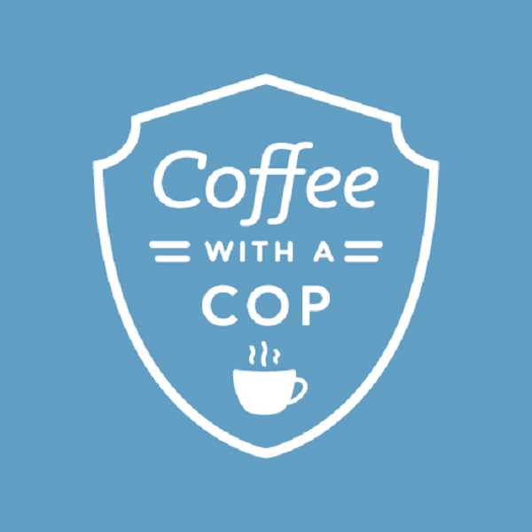 LOGO COURTESY OF COFFEE WITH A COP - The concept behind Coffee with a Cop is simple: Community members enjoy a hot beverage with local law enforcement officers. The goal is to increase connections between local police and the community.