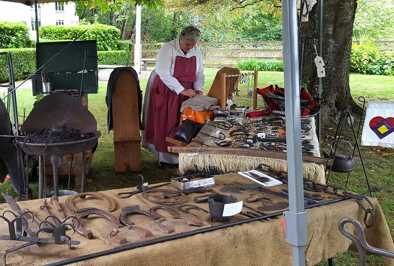 SUBMITTED PHOTO - Historic Newell Pioneer Village presents its annual Village Faire & Public Meeting Sept. 16.