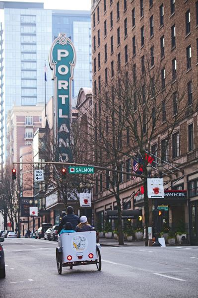 PAMPLIN MEDIA GROUP FILE PHOTO  - Many Portland lodgings, including The Heathman Hotel, offer a variety of green features to appeal to sustainability-minded travelers.