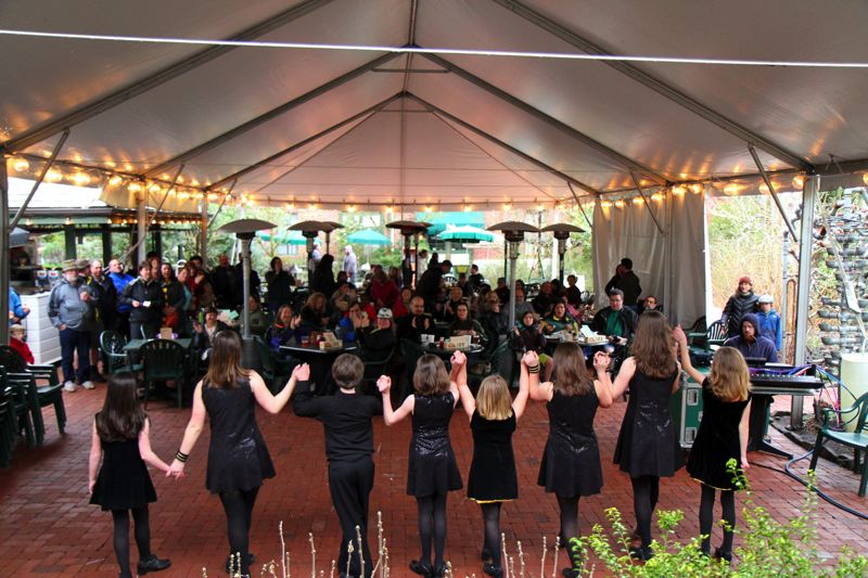 CONTRIBUTED PHOTO: MCMENAMINS EDGEFIELD - Live music performances will abound all day this Saturday at the Halfway to St. Patrick's Day celebration at Edgefield in Troutdale.