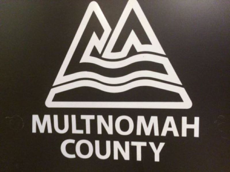 MULTNOMAH COUNTY - The official Multnomah County logo