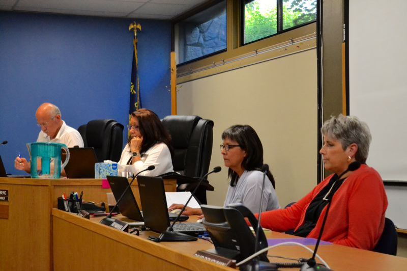 FILE PHOTO - City Council approved moving forward on its long-awaited sidewalk project at the Sept. 18 meeting.