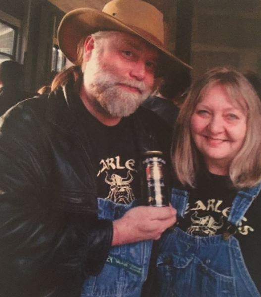 CONTRIBUTED PHOTO - Ken and Bennett Johnson are the owners of Fearless Brewing.