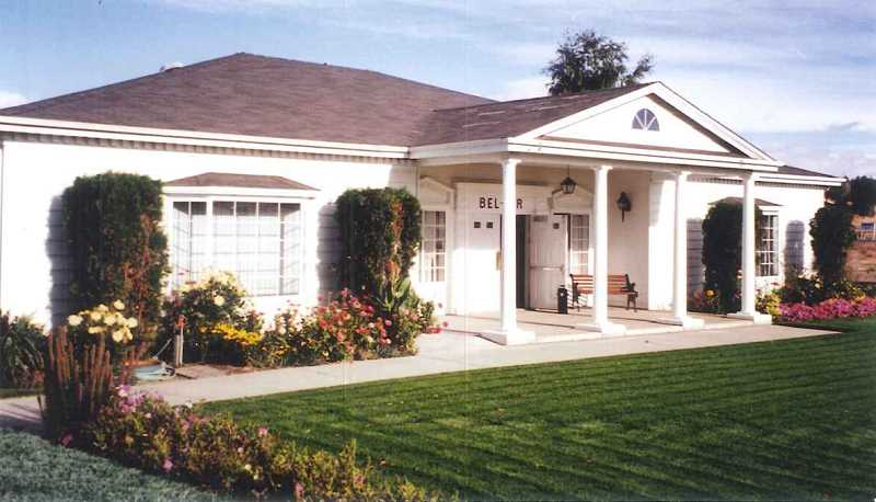 SUBMITTED PHOTO - Bel-Air Colonial Funeral Home, which opened its doors in 1987 and has been the only funeral home in the county since 1992, remains in operation following the death of owner and operator Doug Kowaleski.