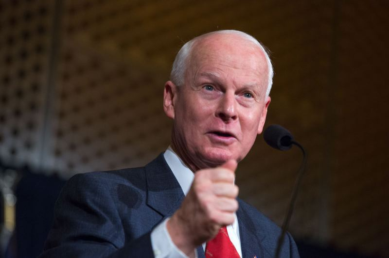 FILE PHOTO - Secretary of State Dennis Richardson