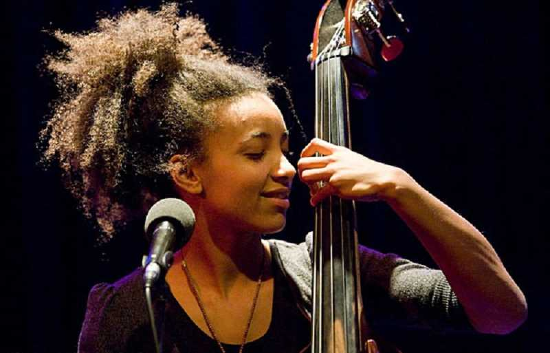 COURTESY PHOTO - Esperanza Spalding helped rasie $11,500 for Bienestar.