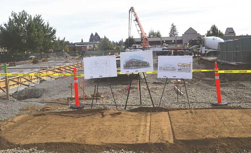 There is plenty going on in Canby from an economic development standoint.