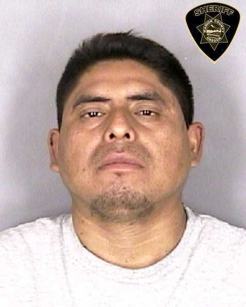COURTESY PHOTO: MARION COUNTY SHERIFF'S OFFICE - Ramiro Garcia-Solano