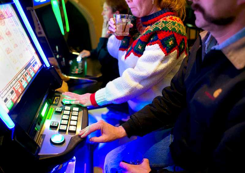 PMG FILE PHOTO - The Legislature appropriates 1 percent of lottery profits, or about $5 million per year, to problem gambling prevention and treatment programs.