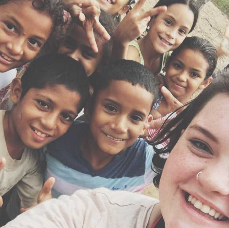 Canby's Reegan Whelchel is no stranger to the mission field, having done short-term outings to Honduras and Mexico.