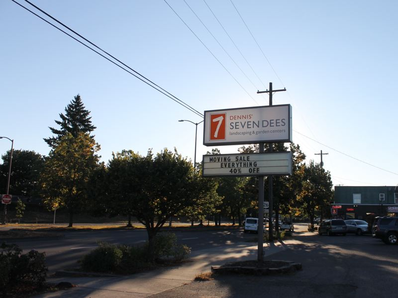 TRIBUNE PHOTO: LYNDSEY HEWITT - The 7 Dees business is on its fourth generation of family ownership, but owners decided to sell the Southeast Portland location to a Texas company that is planning a massive storage facility.