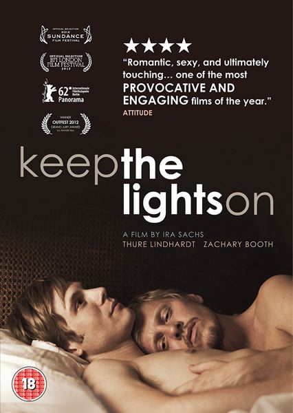 'Keep the Lights On' was another DVD a Baker City library patron hid.
