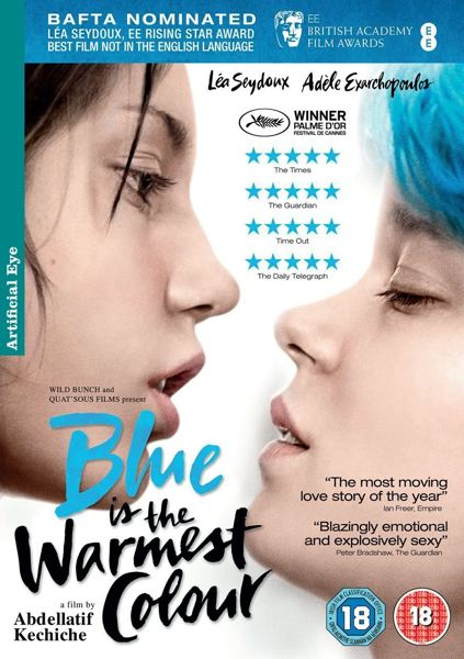 'Blue is the Warmest Color' was another DVD a Baker City library patron hid.