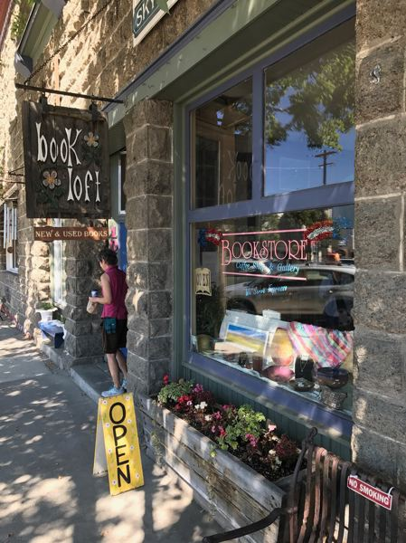 COURTESY: MIKE RICH - The bookstore from Mike Rich's youth still exists in Enterprise, and 'it's totally thriving. It's still one of those bookstores you can get lost in.' Rich, an acclaimed screenwriter, has written his first book, a young adult novel, 'Skavenger's Hunt.'