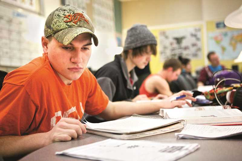 PAMPLIN MEDIA GROUP FILE PHOTO - The St. Paul School District's recently released standardized test scores showed the district's students outperforming state averages.