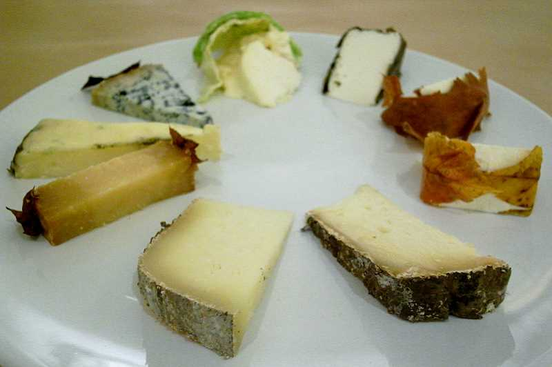 SUBMITTED PHOTOS - You can learn all about cheeses at The Wedge taking place Saturday from 11 a.m. to 5 p.m. Cheeses can be made from a variety of milks and in a variety of styles.