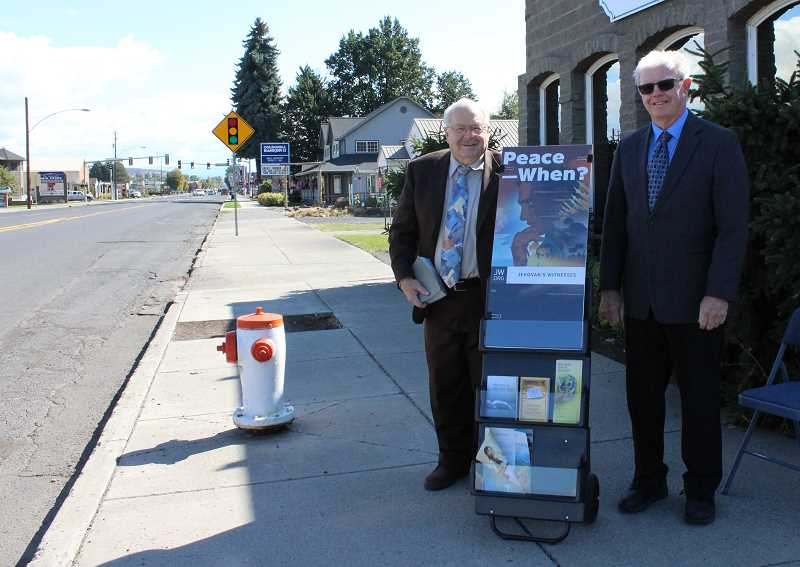 HOLLY SCHOLZ/CENTRAL OREGONIAN