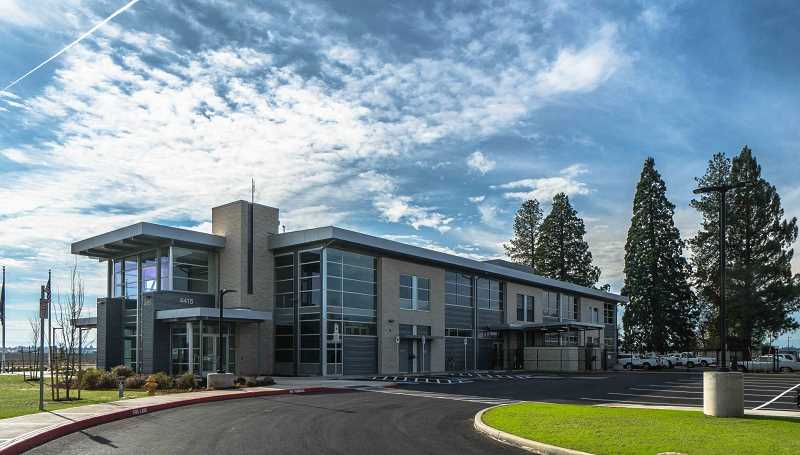 COURTESY PHOTO - The city of Hillsboro has wrapped up construction of its new Public Works headquarters, 4415 N.E. 30th Ave. The department will maintain a presence at the Hillsboro Civic Center, but much of its operations will be done from the new site north of Evergreen Road.