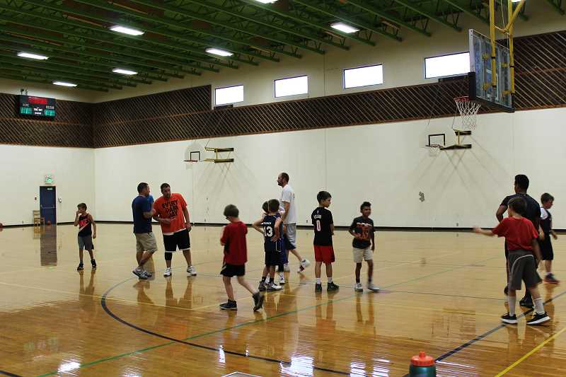 PIONEER PHOTO: KRISTEN WOHLERS - Molalla is among many schools in Oregon struggling to meet state PE requirements.