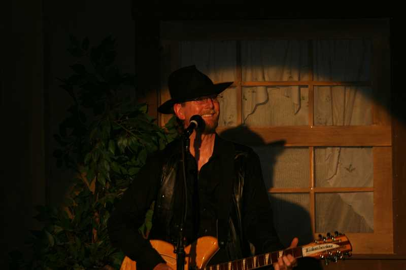 COURTESY PHOTO - Roger McGuinn, well known for his work in The Byrds and his solo career, will perform folk-rooted music at the Taylor-Meade Performing Arts Center on Oct. 14 at 7:30 p.m.