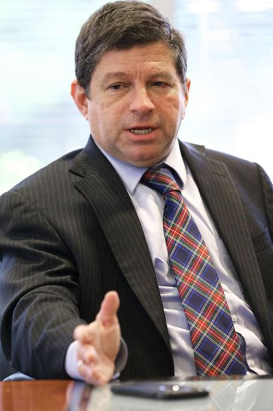 PORTLAND TRIBUNE FILE PHOTO - Steve Novick