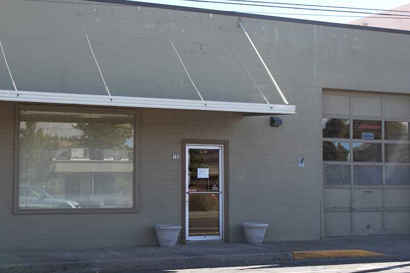 HOLLY GILL/MADRAS PIONEER - The Jefferson County Clerk's Office is temporarily located at 169 NE Seventh St., through October, while the courthouse annex is being remodeled.