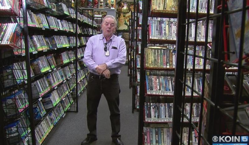 KOIN 6 NEWS - Movie Madness owner Mike Clark said there's a lot of memories in the store he's built over 25 years.