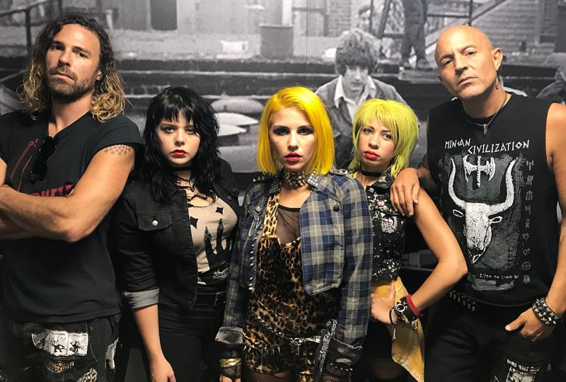 COURTESY PHOTO - Barb Wire Dolls plays Dante's, Oct. 12.
