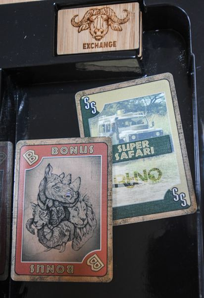 OUTLOOK PHOTO: JOSH KULLA - 'Rhino' features 55 playing cards with custom artwork.