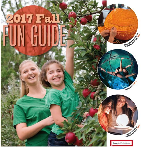 (Image is Clickable Link) Fall Fun Guide 2017