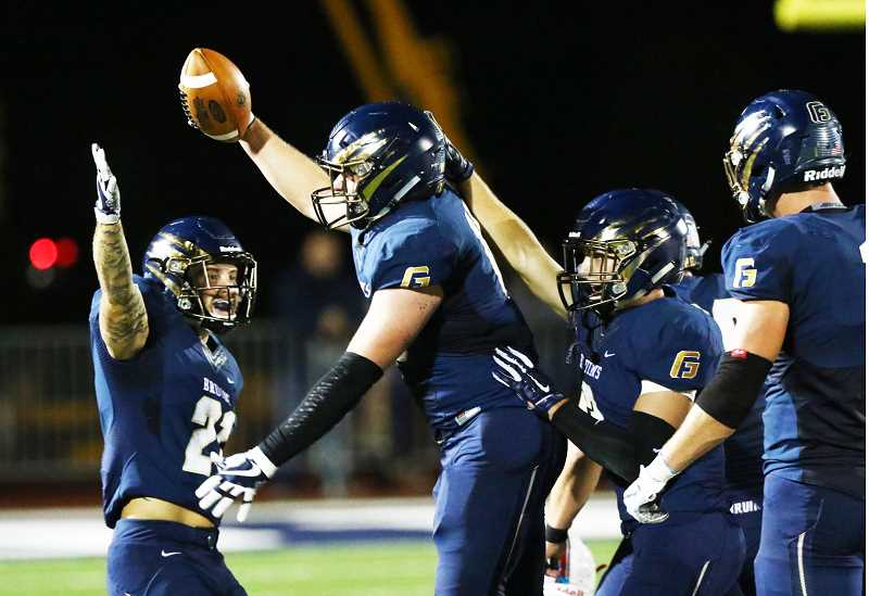 GFU PHOTO - George Fox in the midst of its most successful season of the modern era and will face Linfield Saturday in McMinnville for supremacy in the Northwest Conference.