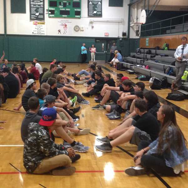 FILE PHOTO - At Estacada High School,  63 percent of freshmen were on track to graduate during the 2016-17 school year.