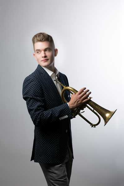 Glausi has made a name for himself across the world, most recently taking first place at the Carmine Caruso Solo International Trumpet Competition held at the University of Idaho.