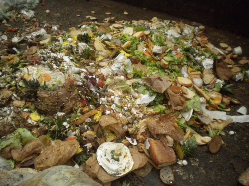 COURTESY OF METRO - Food scraps collected in the Portland area could be recycled and turned into energy at two projects being considered by Metro in Portland and Wilsonville.